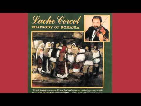 """Lache Cercel, Romanian Violinist & Violin Teacher in Vancouver, playing """"Caruta Postei"""""""