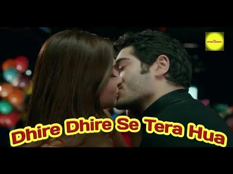 dhire-dhire-se-tera-hua||hayat-and-murat-romantic-song||#slbe