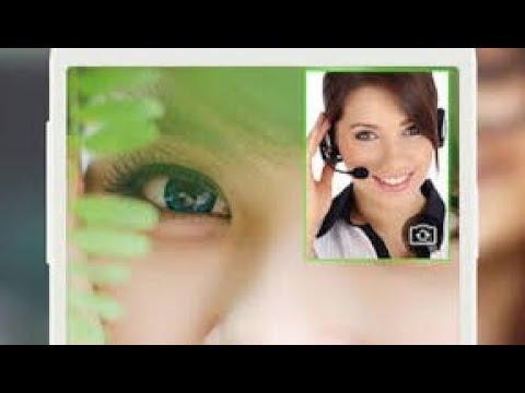 Vivo v9 face beauty camera video call setting   !
