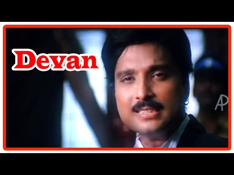 Devan Tamil Movie | Scenes | Karthik Appears For Arun Pandian | Saikumar