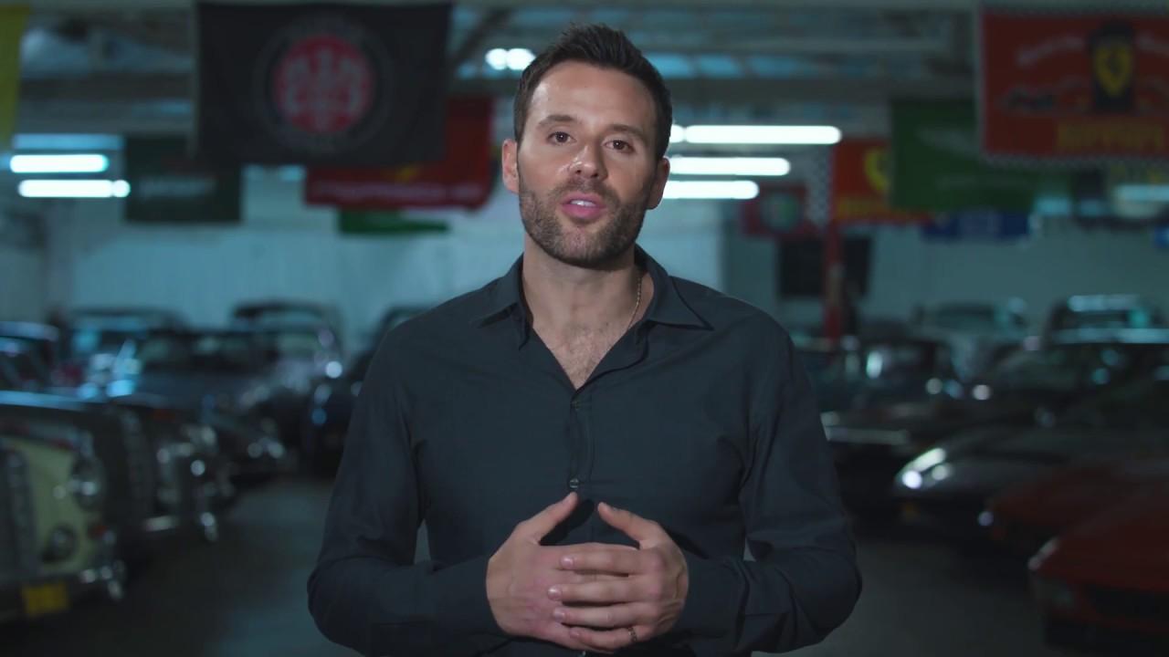 Alex Manos Classic Cars Youtube