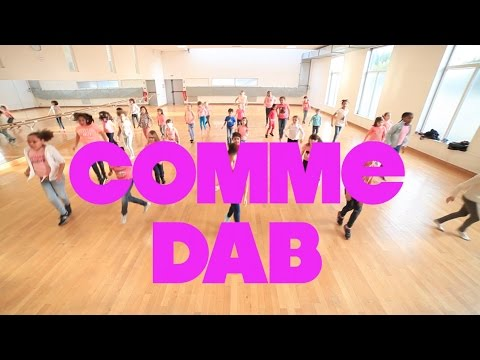 Section Pull Up - Comme DAB // Stéphanie - JSD Urban Dance Lieusaint