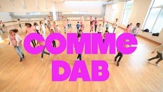 Section Pull Up - Comme DAB // Stéphanie - JSD Urban Dance Lieusaint thumbnail