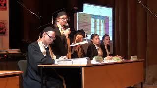 Открытый профсоюзный урок 2017 в ГБОУ Школа № 1516