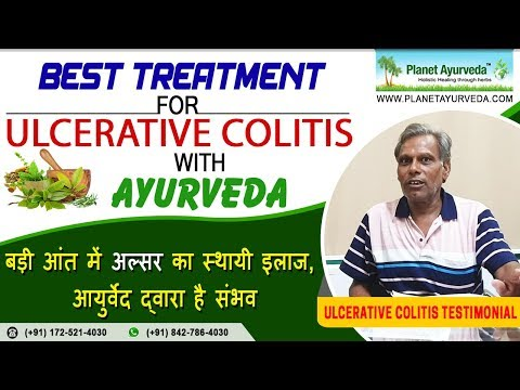 Watch Video Treatment for Ulcerative Colitis With Diet And Herbal Remedies