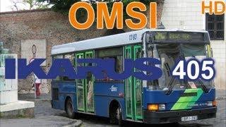 OMSI The Bus Simulator - Ikarus 405 Midibus Gameplay HD