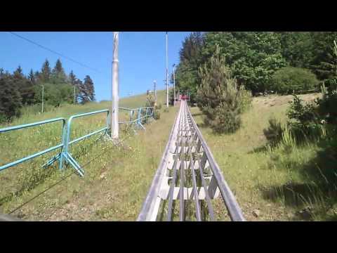 Bobová Dráha Mosty U Jablunkova - Bobsleigh Track