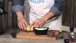 Cómo hacer un Goulash en  Olla a Presión Eléctrica Philips