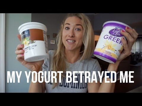 Greek Yogurt: THEY AREN'T ALL THE SAME! And, the best pancakes yet..
