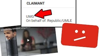 UMG Copyright-Claimed My 9,000 View Video...