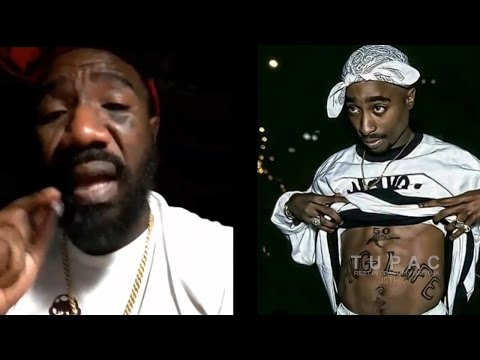 2Pac in his own words (FunkFlex, shooting at QuadStudio,Biggie)