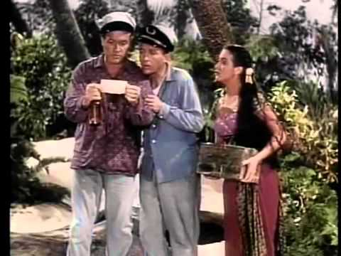 Road To Bali (1952)