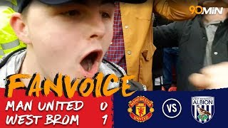 Rodriguez scores as west brom shock man utd at old trafford  |  man utd 0-1 west brom  |  fanvoice