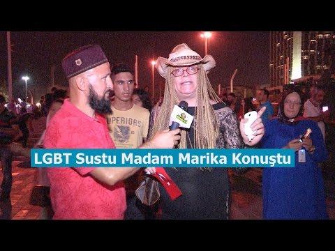 Feryadı Ile Taksim'i İnleten Eşcinsel Madam Marika