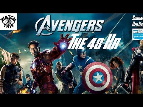 Watch This Presents: The Avengers: The 48 Hour