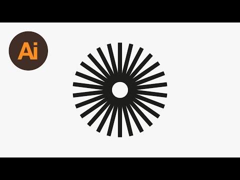 How To Duplicate & Rotate Shapes In Adobe Illustrator | Dansky