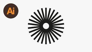 How to Duplicate & Rotate Shapes in Adobe Illustrator   Dansky