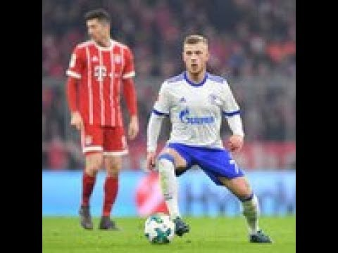 Max Meyer to the Premier League In demand Schalke midfielder assessed