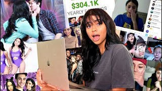 GOOGLING MYSELF! (messy tea, net worth, & drama)