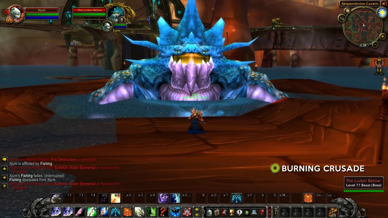 New World of Warcraft emulator project takes players back to