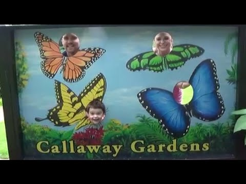 LABOR DAY AT CALLAWAY GARDENS - PINE MOUNTAIN GA