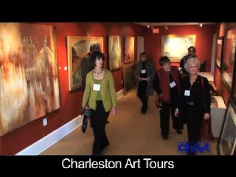 Charleston Art Tours Show - Charleston SC Art