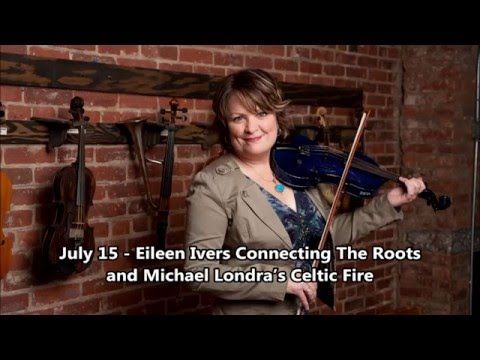 Eileen Ivers at South Shore Music Circus!