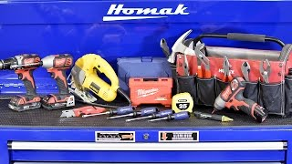 Top 10 Basic Must Have DIY Home Project Tools
