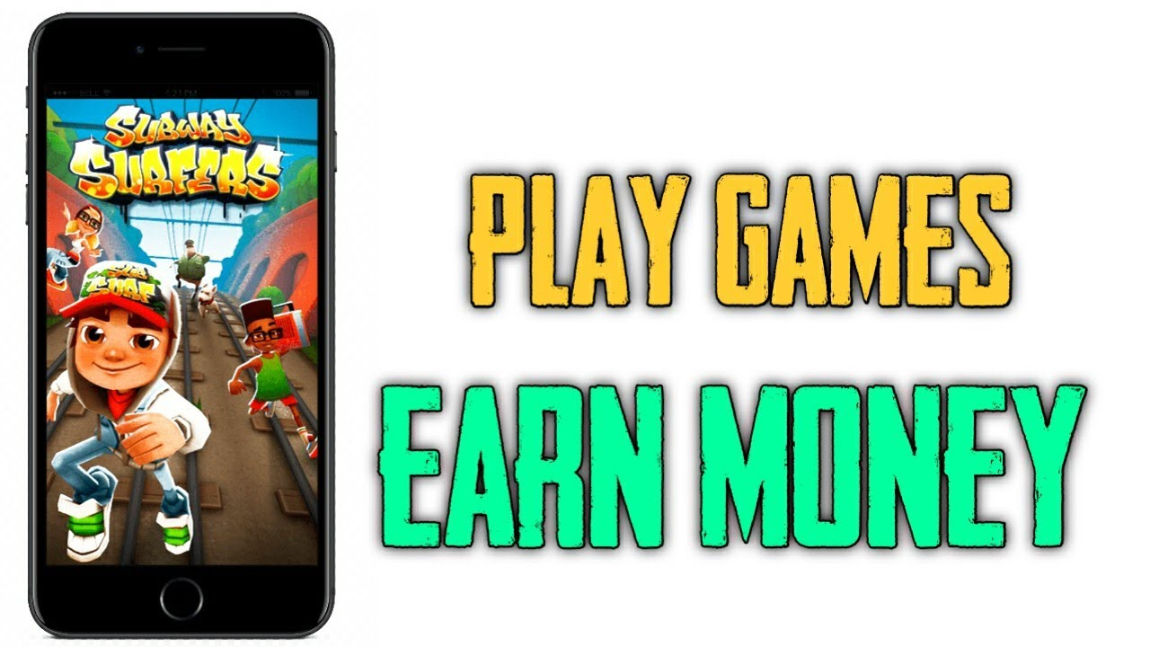 Play Games For Money Apps