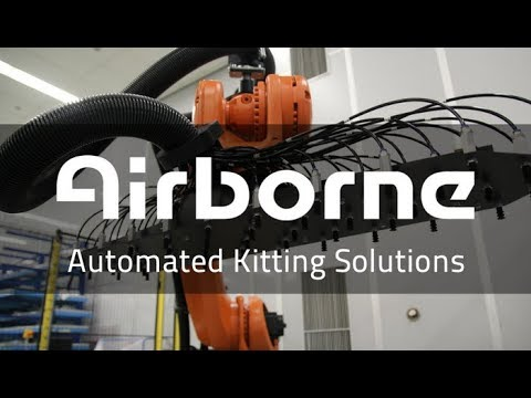 Automated Kitting Solutions by Airborne