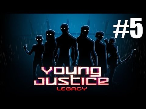 Young Justice Legacy Walkthrough Part 5 Gameplay Lets Play