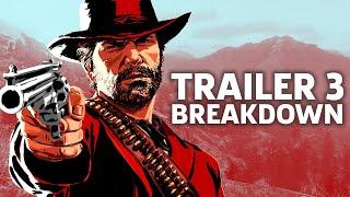 Red Dead Redemption 2 - Trailer 3 Breakdown & Easter Eggs