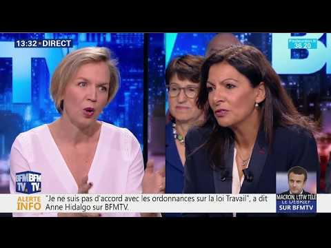 BFM POLITIQUE - BFM TV - 15/10/2017