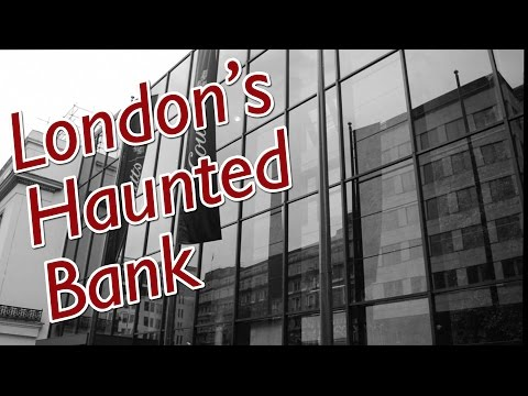 The Haunting of Coutts Bank, The Strand, London