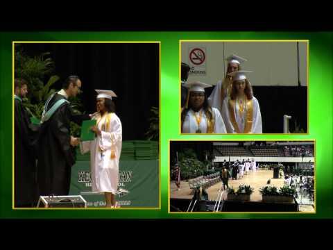 2015 Kecoughtan High School Graduation