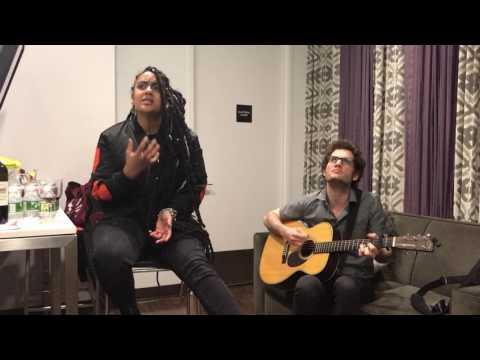 Bibi Bourelly singing