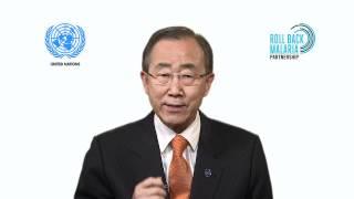 UN/RBM video of UN Secretary-General Ban Ki-moon