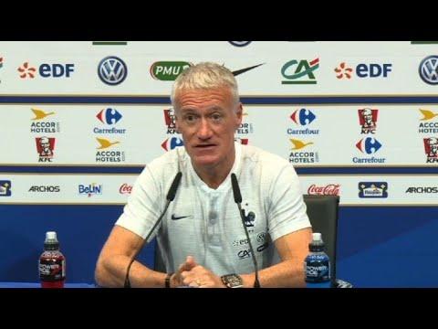 """Mondial-2018 - Bleus: Rabiot a """"fait une énorme erreur"""" (Descham"""