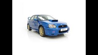A Subaru Impreza WRX STi Type UK Widetrack Blobeye with Only 13,968 Miles - £19,995