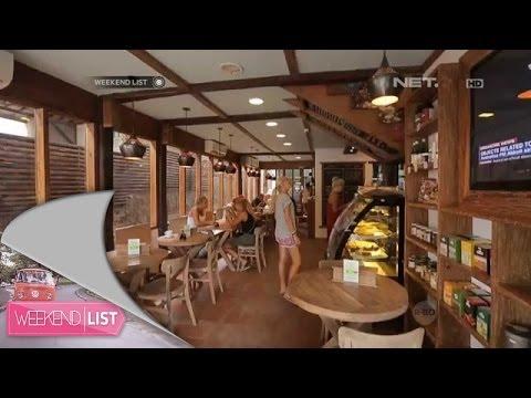Weekend List - Kayu Kafe, Gili Trawangan Lombok