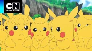 Os melhores momentos de Pikachu | Pokémon | Cartoon Network