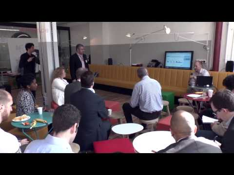 #London Insurance Disrupters - Crowd and Social Insurance