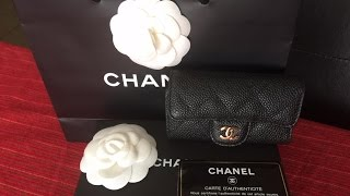 Chanel Key Holder Unboxing