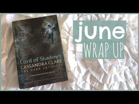 June Wrap Up + Wonder Woman | 2017