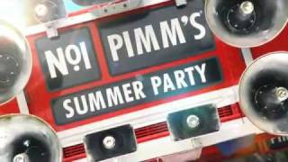 PIMM'S® Summer Party TV launch advert