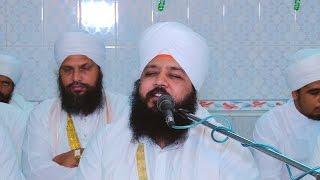 ਗਰੀਬ ਨਿਵਾਜੁ ਗੁਸਈਆ ਮੇਰਾ | Jagraon live Samagam HD | bhai Amandeep Singh ji bibi Kaulan wale
