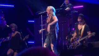 "Carrie Underwood sings ""Choctaw County Affair"" live at CMA Fest"
