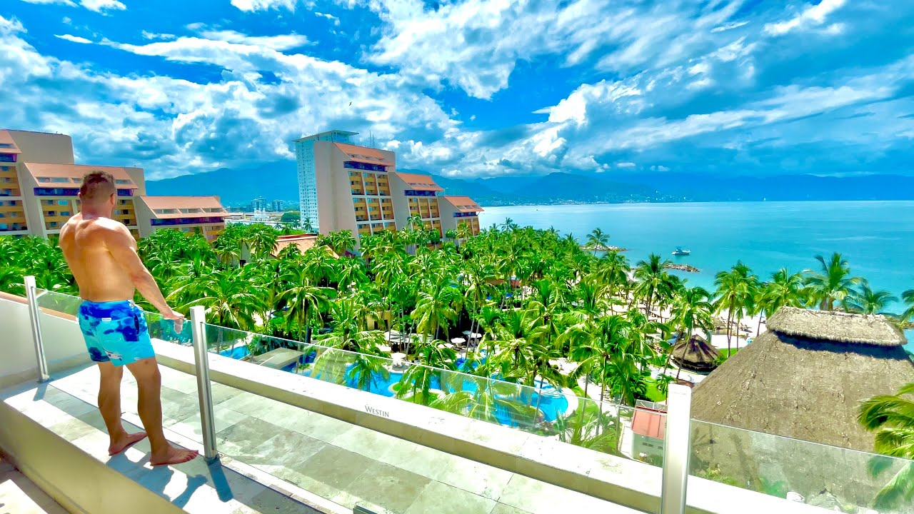 Download Budget Luxury: How Is This ONLY a Junior Suite?  (Westin Puerto Vallarta)