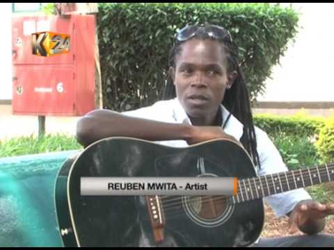 Unsung Heroes : Tazama Afrika singing for the sick