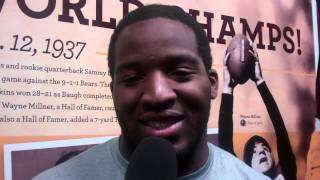Fast Facts with RB Alfred Morris
